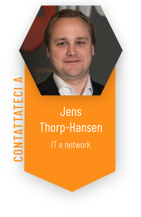 Conoscenza Jens Thorp-Hansen