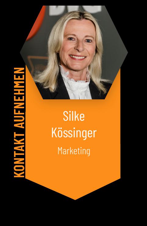 Kontakt Silke Kössinger