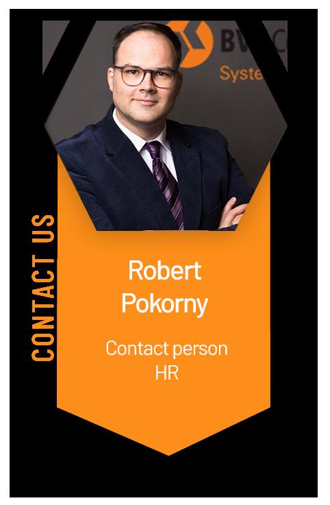Contact Robert Pokorny